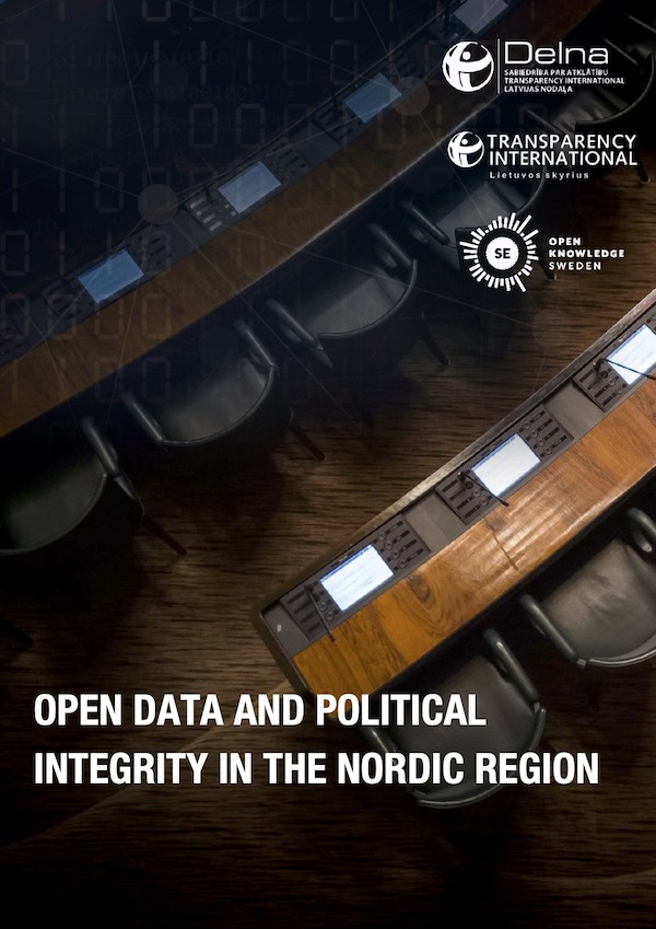 Open Data and Political Integrity in the Nordic Region